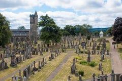 斯特灵城堡是其中一座最大和最重要的城堡在苏格兰苏格兰英国欧洲 库存图片