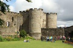 斯特灵城堡 免版税图库摄影