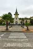斯瓦科普蒙德旅馆-纳米比亚 免版税库存图片