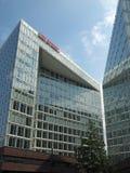 斯皮格尔媒介小组的总部 免版税库存照片