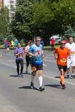 斯科普里马拉松2017年 免版税库存图片