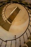 斯考蒂的城堡死亡谷,加利福尼亚 免版税图库摄影