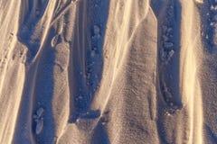 斯诺伊天气 它投下了很多雪 背景和纹理 免版税库存图片