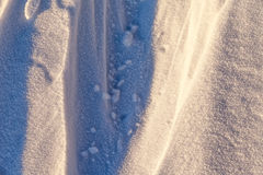 斯诺伊天气 它投下了很多雪 背景和纹理 库存照片