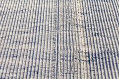 斯诺伊天气 它投下了很多雪 雪背景和纹理  库存照片