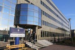 索斯诺维茨-西里西亚的大学 免版税库存照片