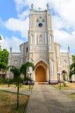 斯里兰卡。Negombo。 库存图片