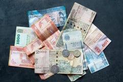 斯里兰卡卢比 免版税库存照片
