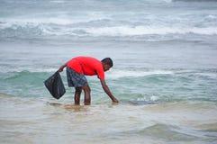 斯里兰卡的人民 库存照片