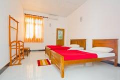 斯里兰卡的传统室内装璜 免版税图库摄影