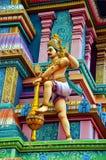 斯里兰卡的印度寺庙 免版税库存图片
