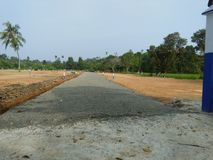 斯里兰卡的自然照片美丽的土地  免版税库存图片