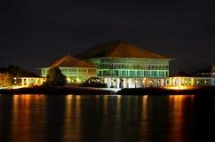 斯里兰卡的议会 免版税库存照片