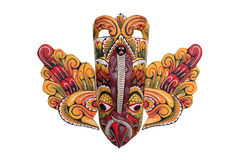 斯里兰卡的鸟面具 库存图片