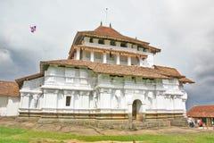 斯里兰卡的Lankatilaka寺庙 免版税库存图片