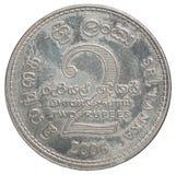 斯里兰卡硬币 库存图片