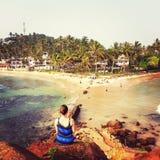 斯里兰卡视图 免版税库存图片
