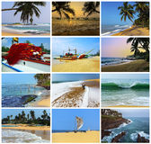 斯里南卡 免版税库存图片