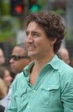 贾斯廷皮埃尔詹姆斯Trudeau 免版税库存照片