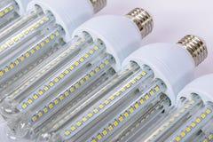 新一代LED灯系列  图库摄影