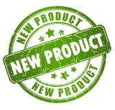 新产品 库存照片