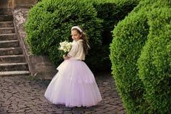 新公主 时尚,灰姑娘,公主 图库摄影