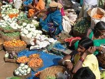 新出售部族蔬菜妇女 库存图片
