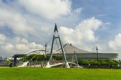 新加坡体育场 库存照片