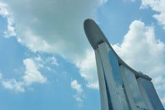 新加坡小游艇船坞海湾沙子 免版税库存图片