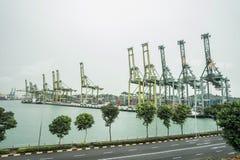 新加坡市,新加坡 免版税库存照片