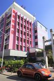 新加坡旅馆 库存图片