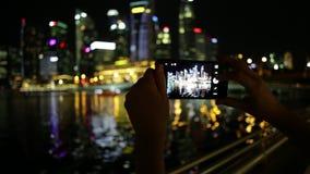 新加坡电话图片 股票录像