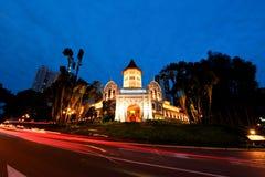 新加坡良木园酒店 免版税库存图片