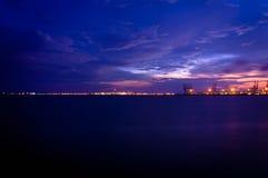 新加坡视图 库存照片