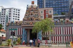新加坡,亚洲 免版税库存图片