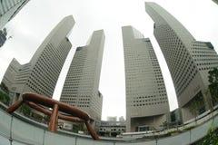 新加坡,第24 2013年12月 库存照片