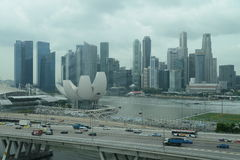 新加坡,第24 2013年12月 免版税库存图片