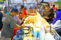 新加坡:Ramada市场 免版税库存照片