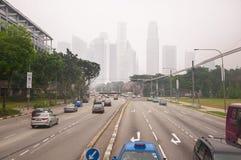 新加坡- 2015年10月05日 图库摄影