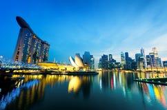新加坡 免版税库存照片