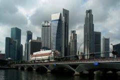 新加坡 库存照片