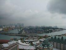 新加坡5 库存图片