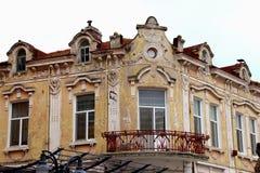 新古典主义的样式在保加利亚 库存图片