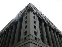 新古典主义的香港大会堂 免版税库存照片