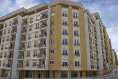 新和现代公寓 免版税库存图片