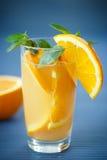 新和水果的酿造用桔子 图库摄影