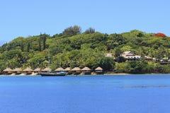 新喀里多尼亚-努美阿 免版税库存照片