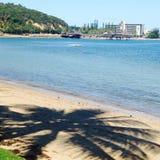 新喀里多尼亚 免版税库存照片
