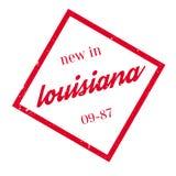 新在路易斯安那不加考虑表赞同的人 免版税库存照片