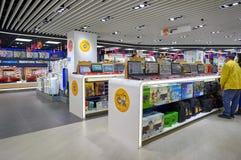 新城市广场商城在香港 库存图片